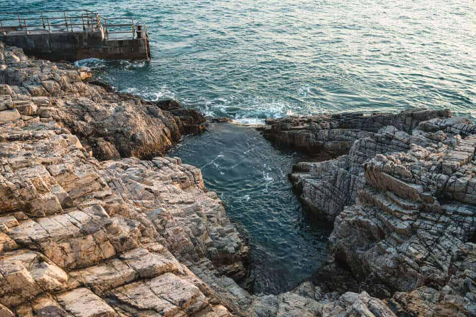 Ap Lei Chau Tidal Pool