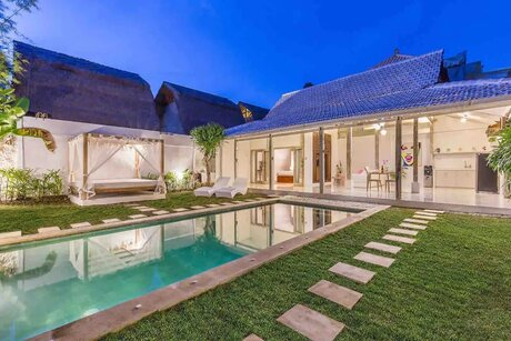 Best Private Pool Villas In Seminyak Bali