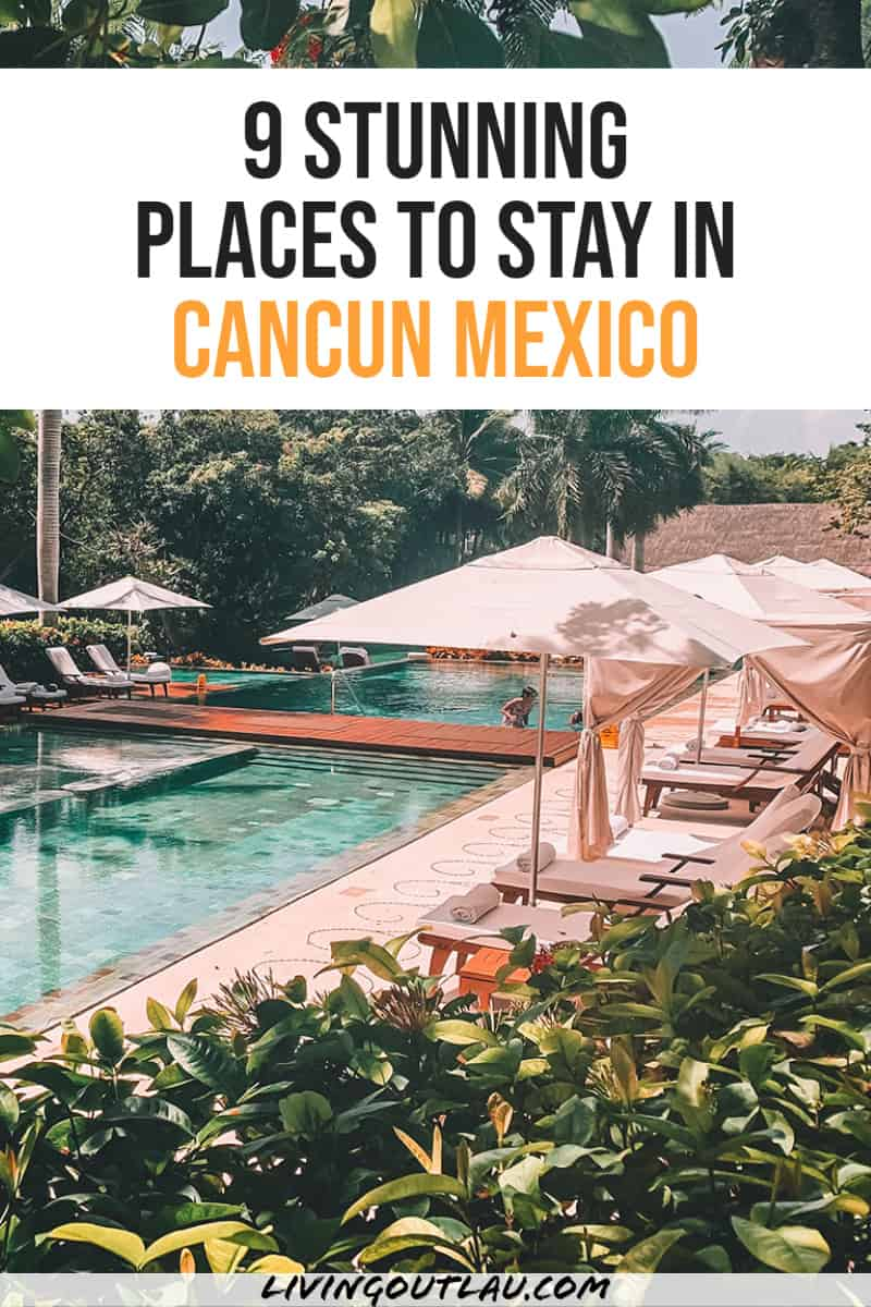Cancun Airbnb Pinterest