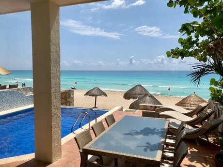 Cancun Villa For Family