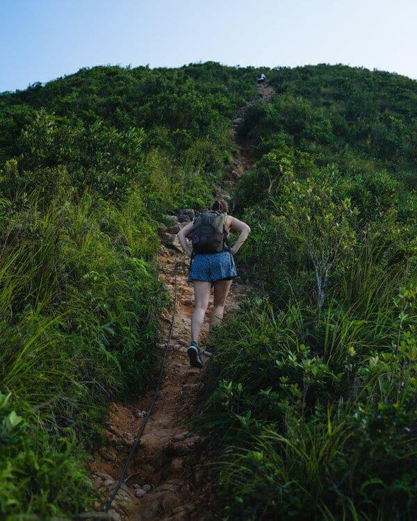 Hiking Yuk Kwai Shan Ap Lei Chau