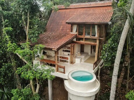 Honeymoon Private Villas With Pool In Bali