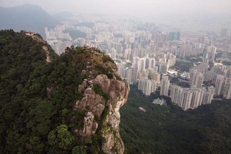 Hong Kong Lion Rock Hike Featured