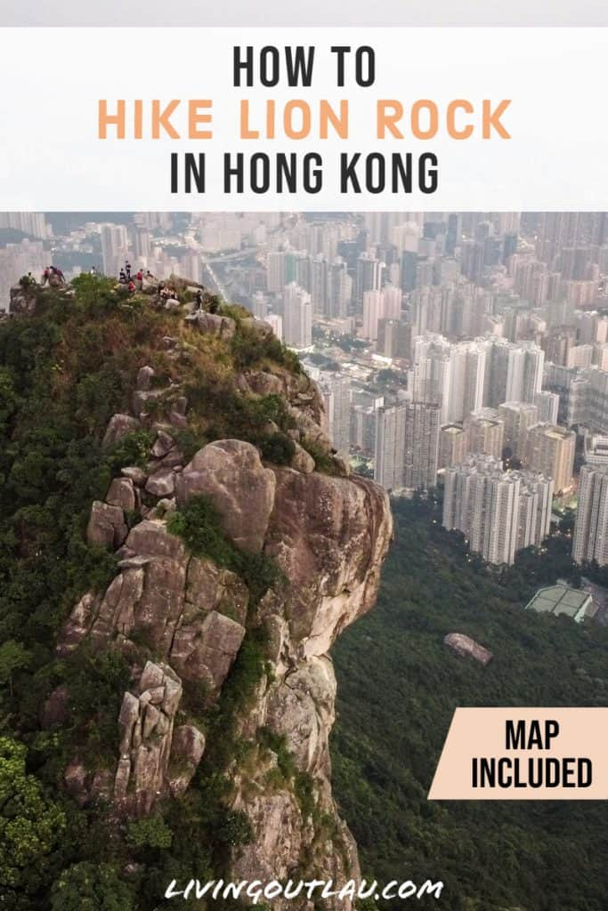 How To Hike Lion Rock In Hong Kong Pinterest