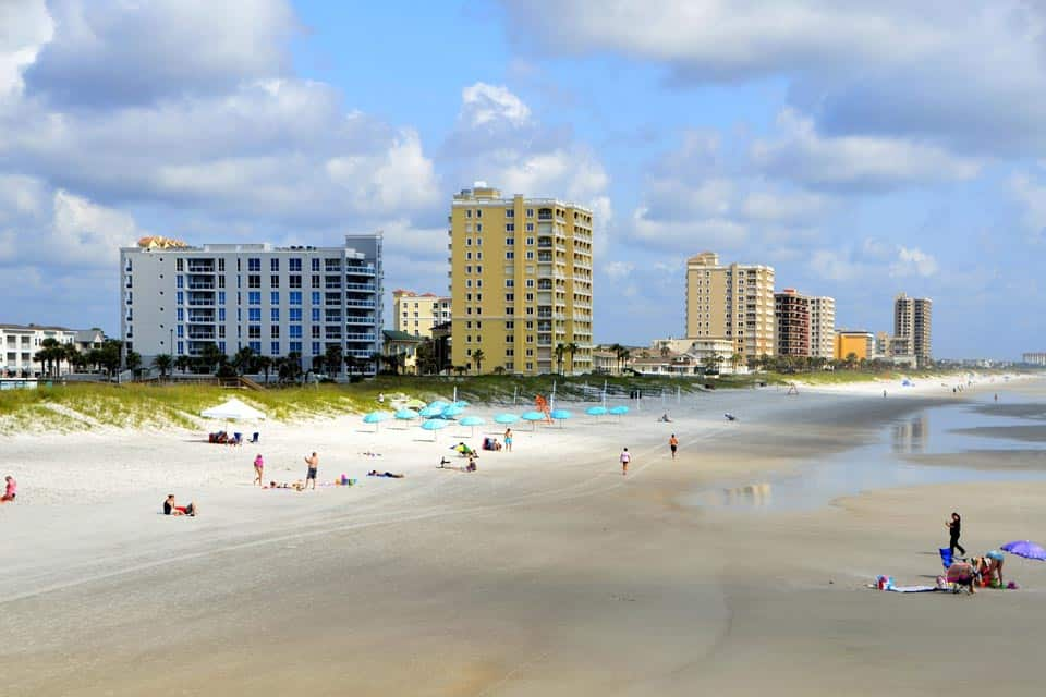 Jacksonville Florida Warmest US Cities In December