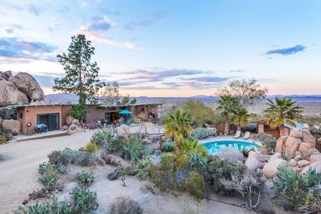 Joshua Tree Airbnbs For Families