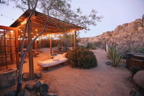 Joshua Tree Cabin Airbnb