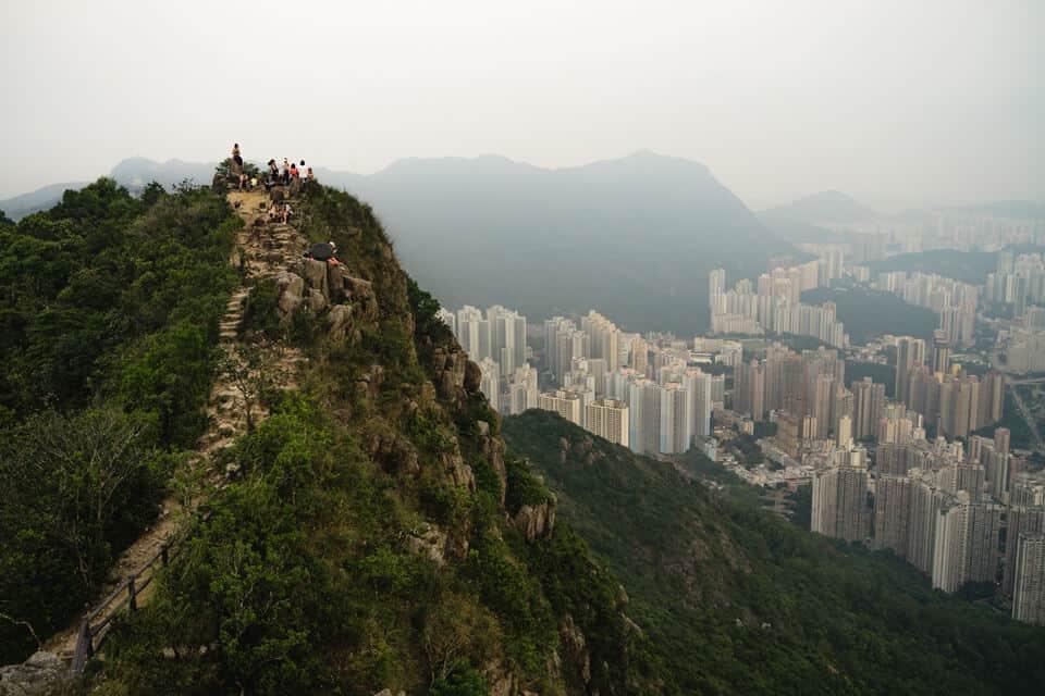 Lion Rock HK