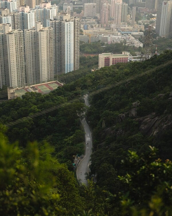Lion Rock HongKong Hike