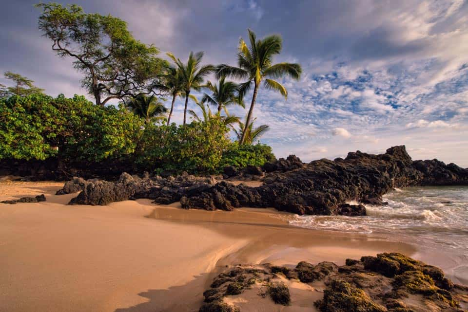 Maui Hawaii Warm Vacation Spots In The US