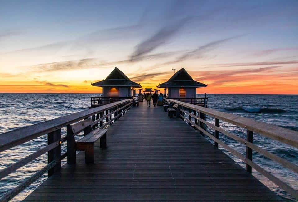 Naples Florida Warm Winter Vacations In The US