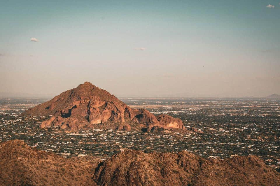 Phoenix Arizona Hot Places In December USA