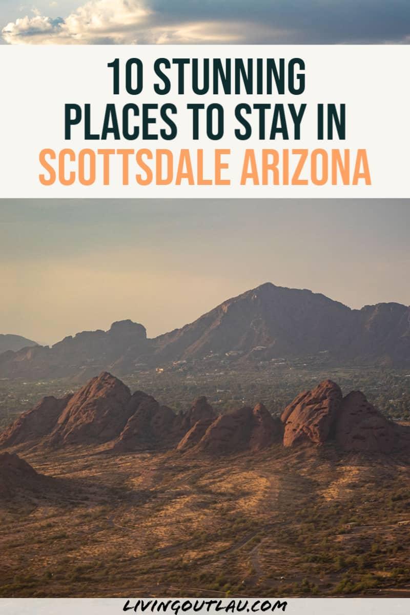 Scottsdale Airbnb Pinterest