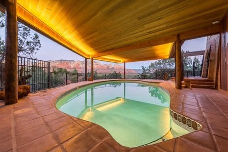 Sedona Airbnb With Pool