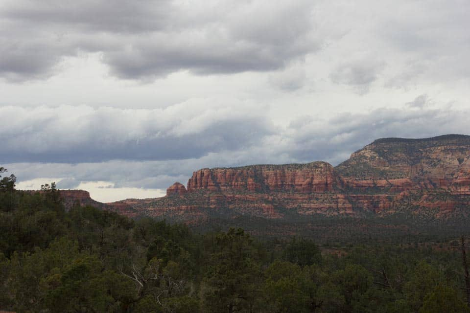 Sedona Arizona Warm Places In USA