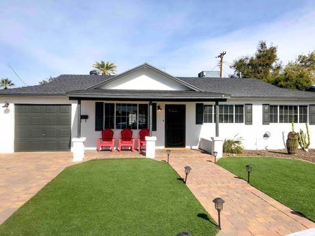 Scottsdale AZ Airbnb with Hot Tub