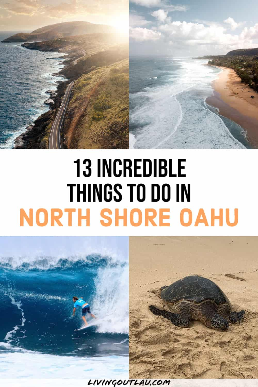 Attractions in North Shore of Oahu Pinterest