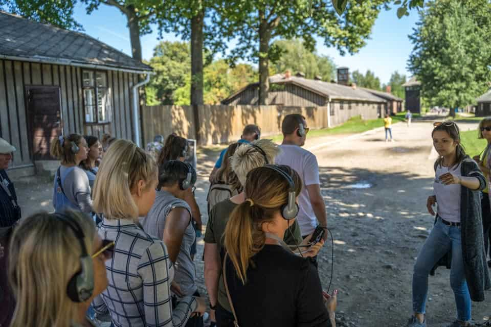 Auschwitz Guided Tour From Krakow