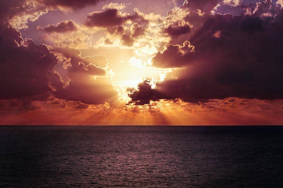 Best Instagram Sunset Captions Featured