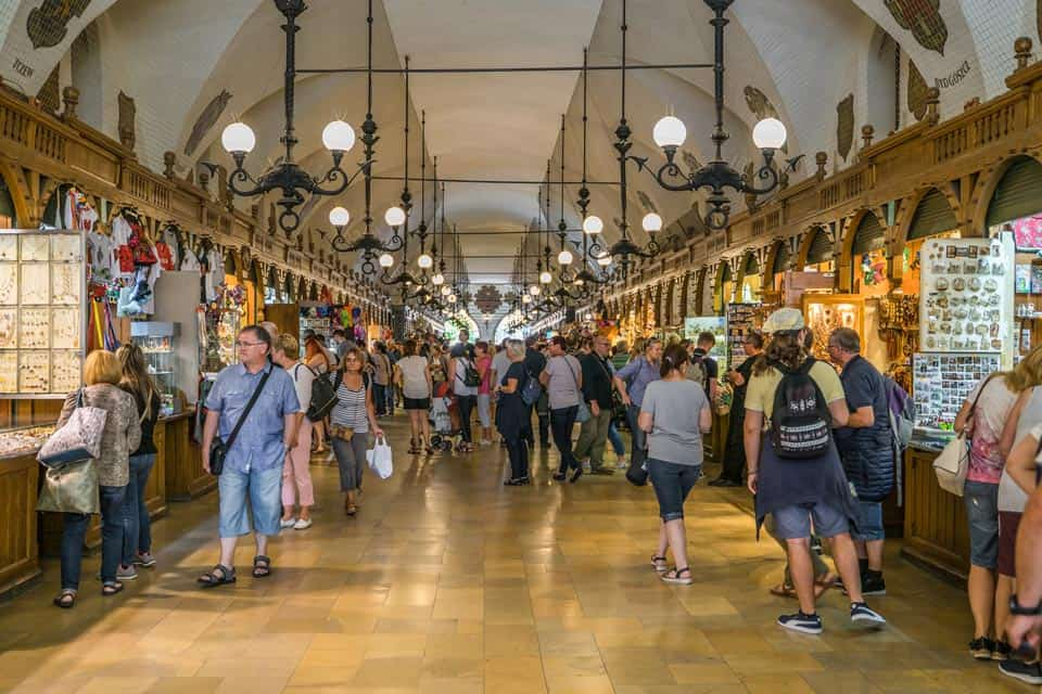 Cloth Hall Krakow 2 days itinerary
