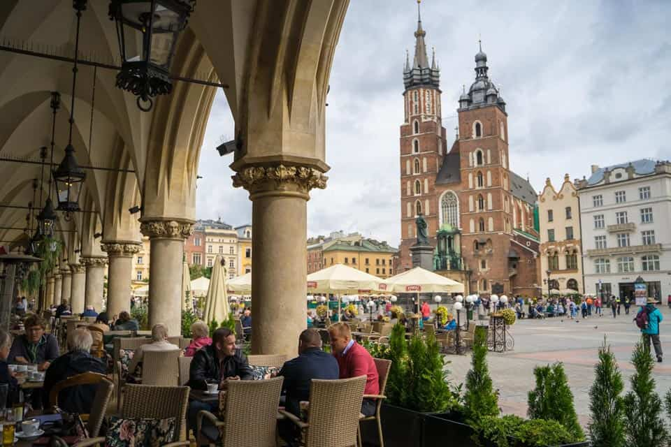 Cool Places In Krakow
