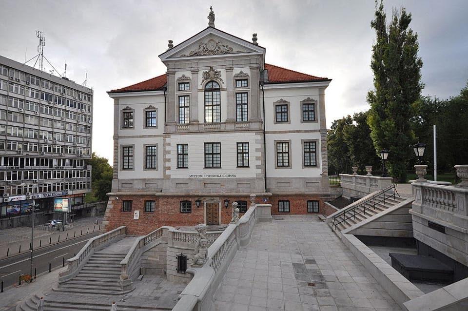 Frederick Chopin Museum Warsaw