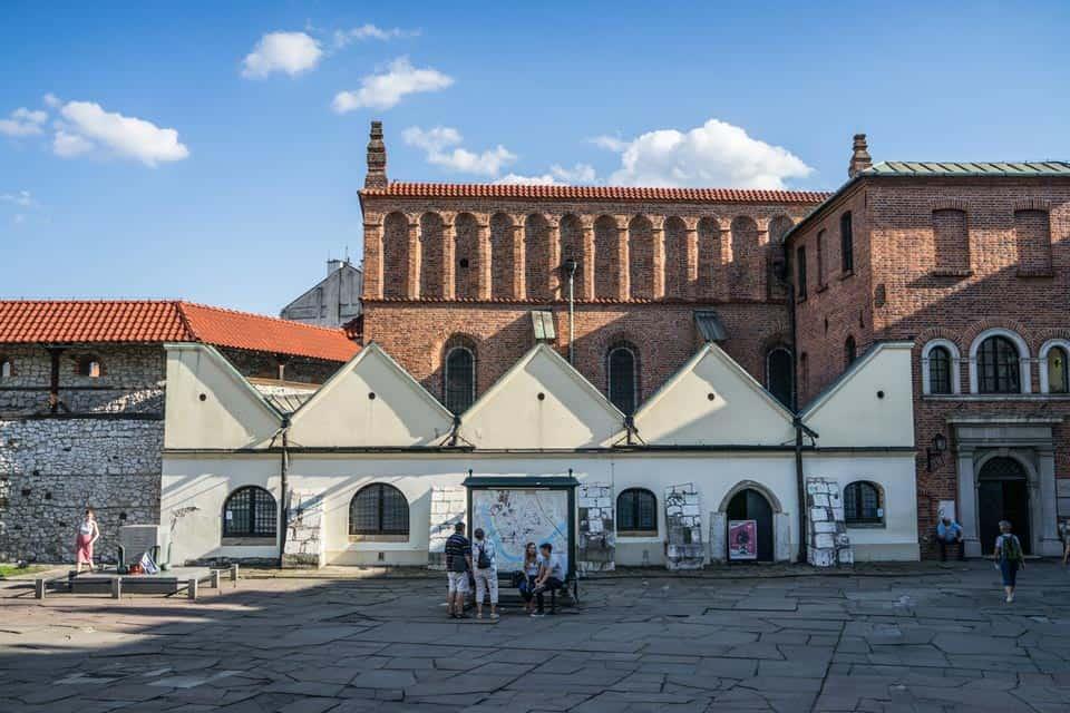 Kazimierz Krakow Visit