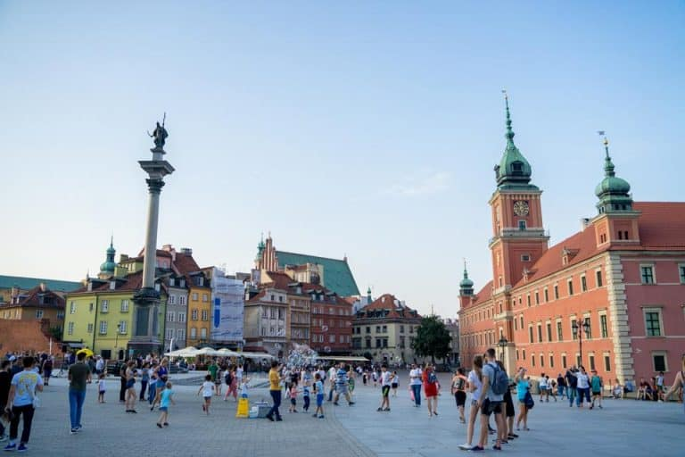 One Day In Warsaw Itinerary Featured