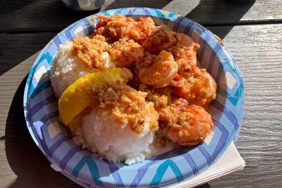 Shrimp Trucks North Shore Oahu