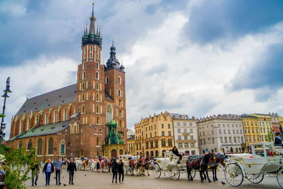 Where To Stay In Krakow: Best Airbnbs, Hotels & Hostels!
