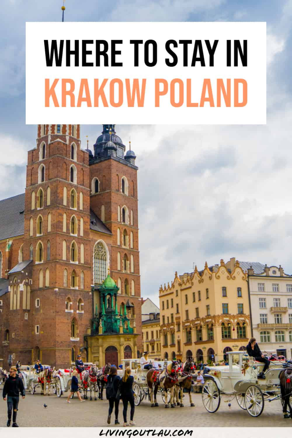 Where To Stay In Krakow Poland Pinterest