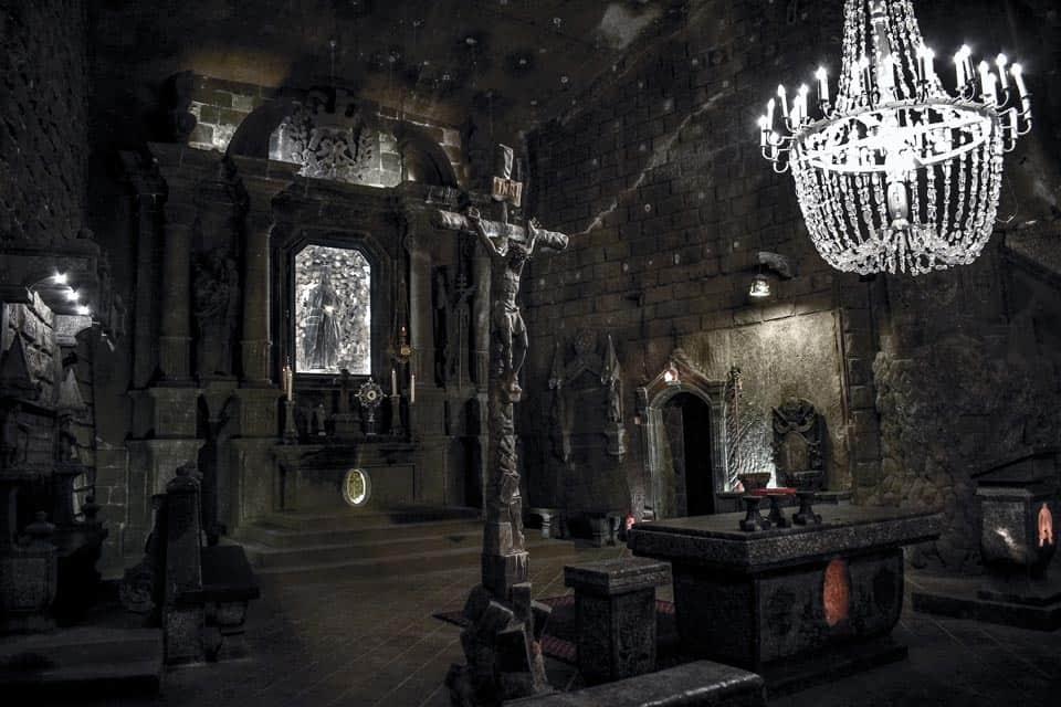Wieliczka-Salt Mine Krakow Day Trip