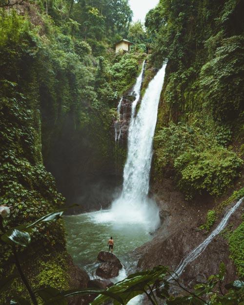 Aling Aling Waterfall Bali Best