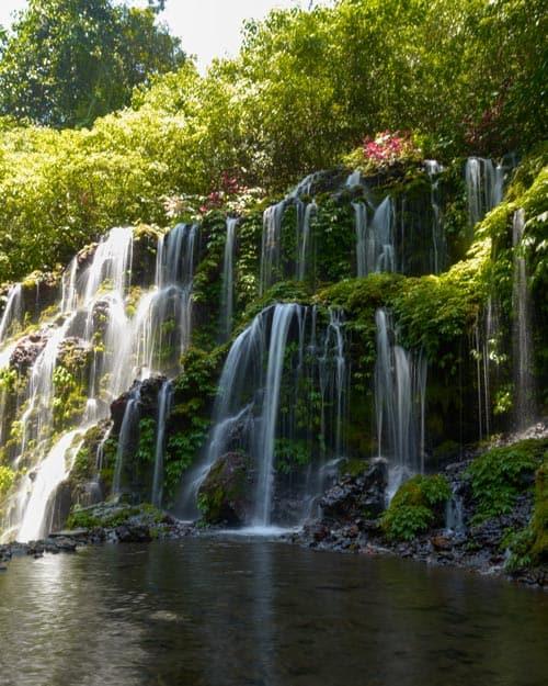 Banyu Wana Amertha Waterfall Bali