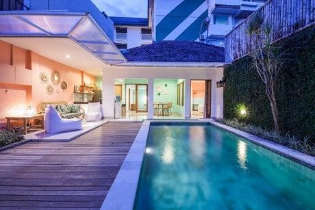 Best Kuta Villa