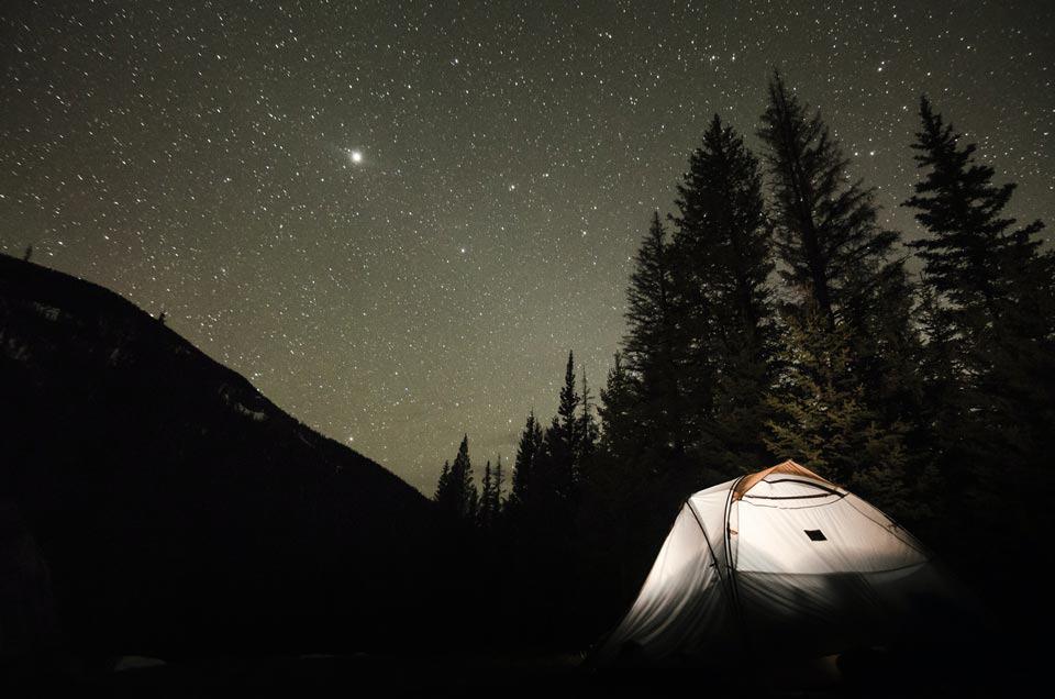 Camping In Zakopane