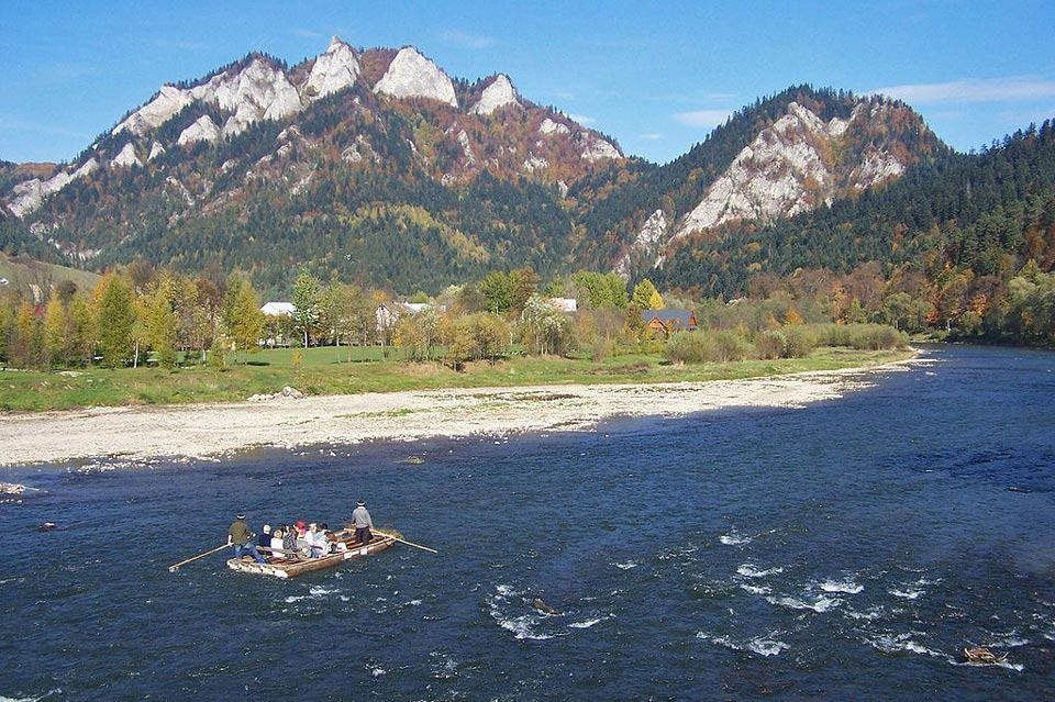 Dunajec River Rafting Zakopane