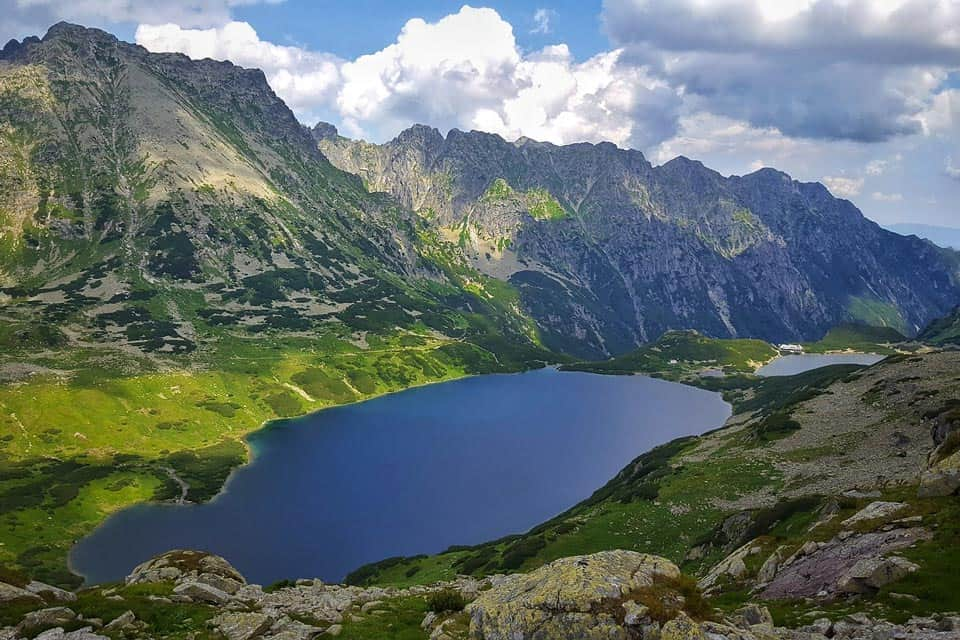 Five Lakes Valley Hike Zakopane Poland
