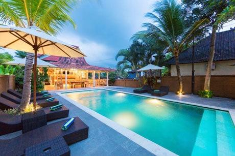 Gypsy Lust Hotel in Ubud Bali