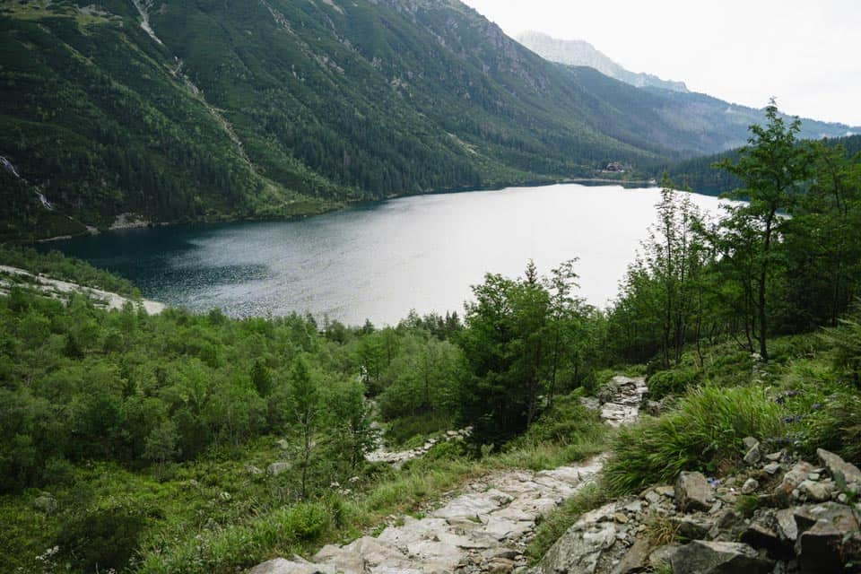 Hike To Czarny Staw Tatras National Park