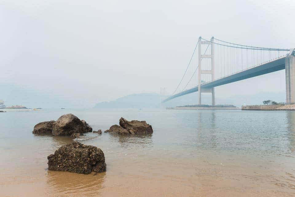 Ma Wan Beach