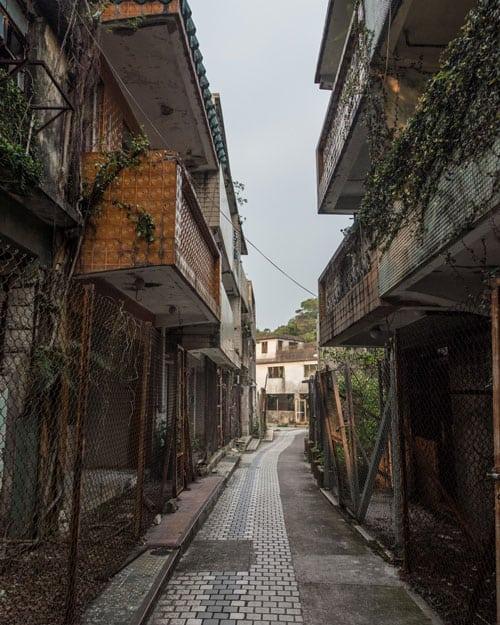Ma Wan Ghost Town Hong Kong