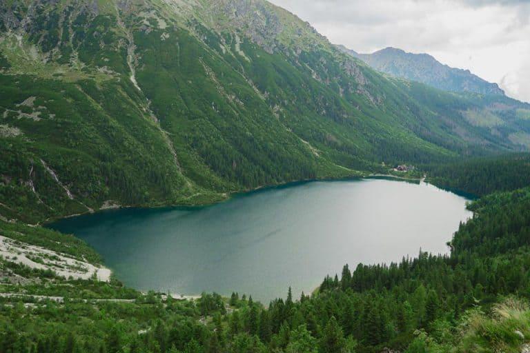 Morskie Oko Hike Zakopane Poland Featured