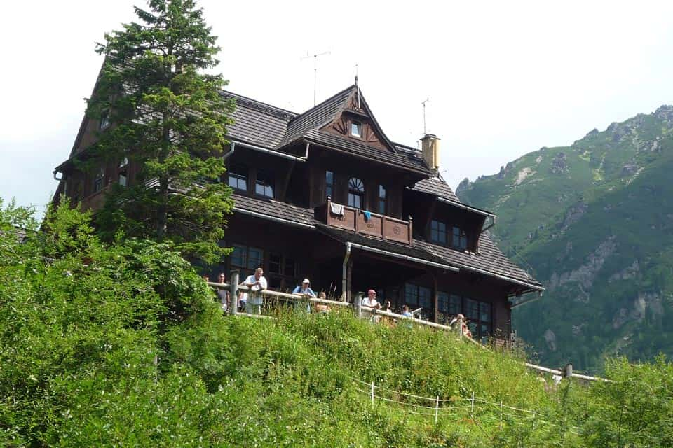 PTTK Morskie Oko Mountain Hut Zakopane