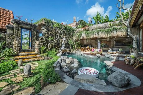Private Pool Villa In Ubud