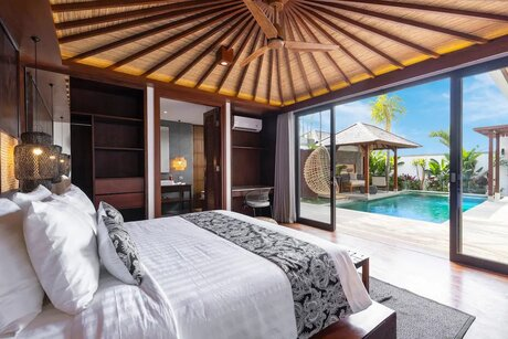 Private Pool Villas In Canggu