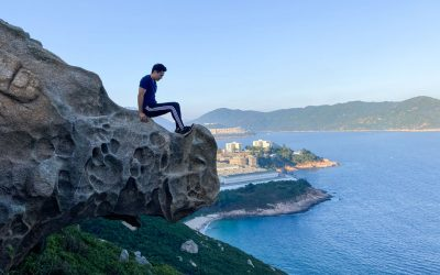 Guide To Stanley's Rhino Rock Hike: Hong Kong's Cool Geological Formation!