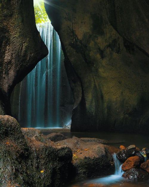 Tukad Cepung Waterfall Tours