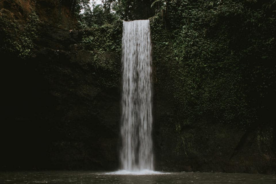 Waterfalls In Ubud Bali Tibumana
