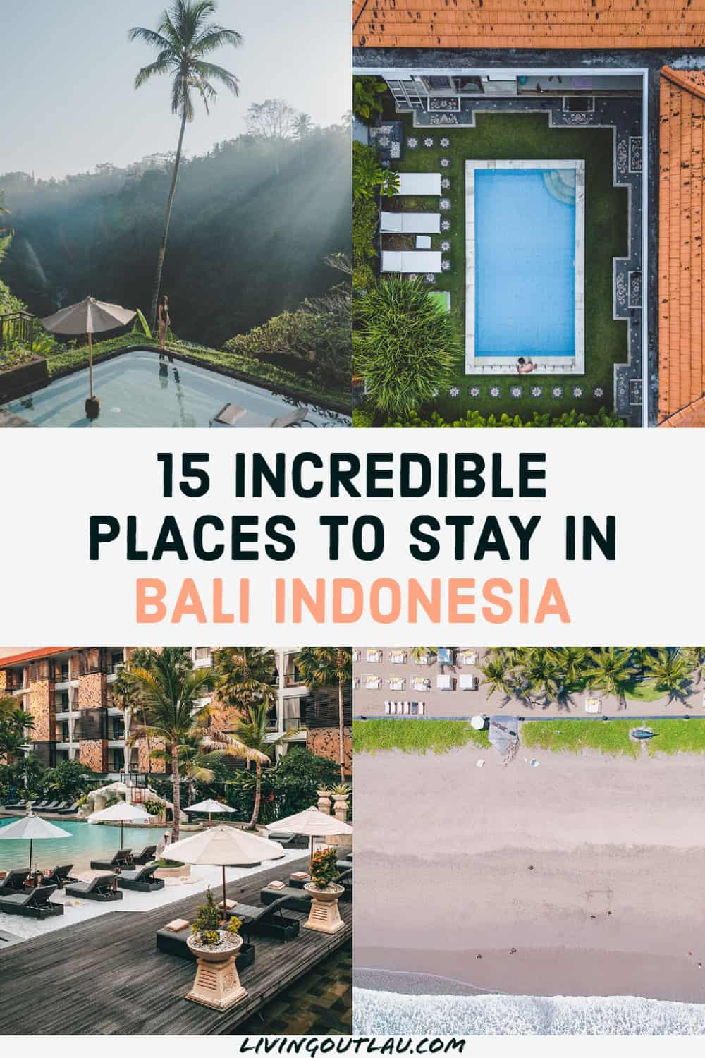 Where To-Stay In Bali Best Places To Stay Pinterest